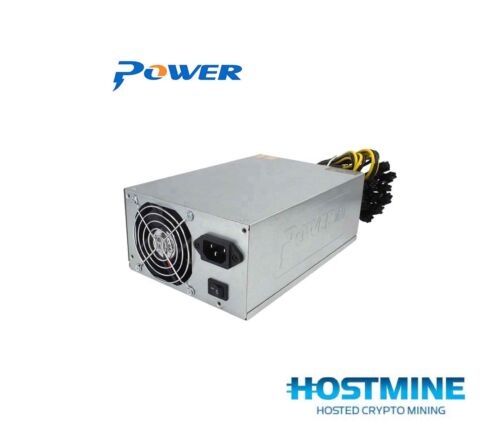1800W Power PSU ASIC 7