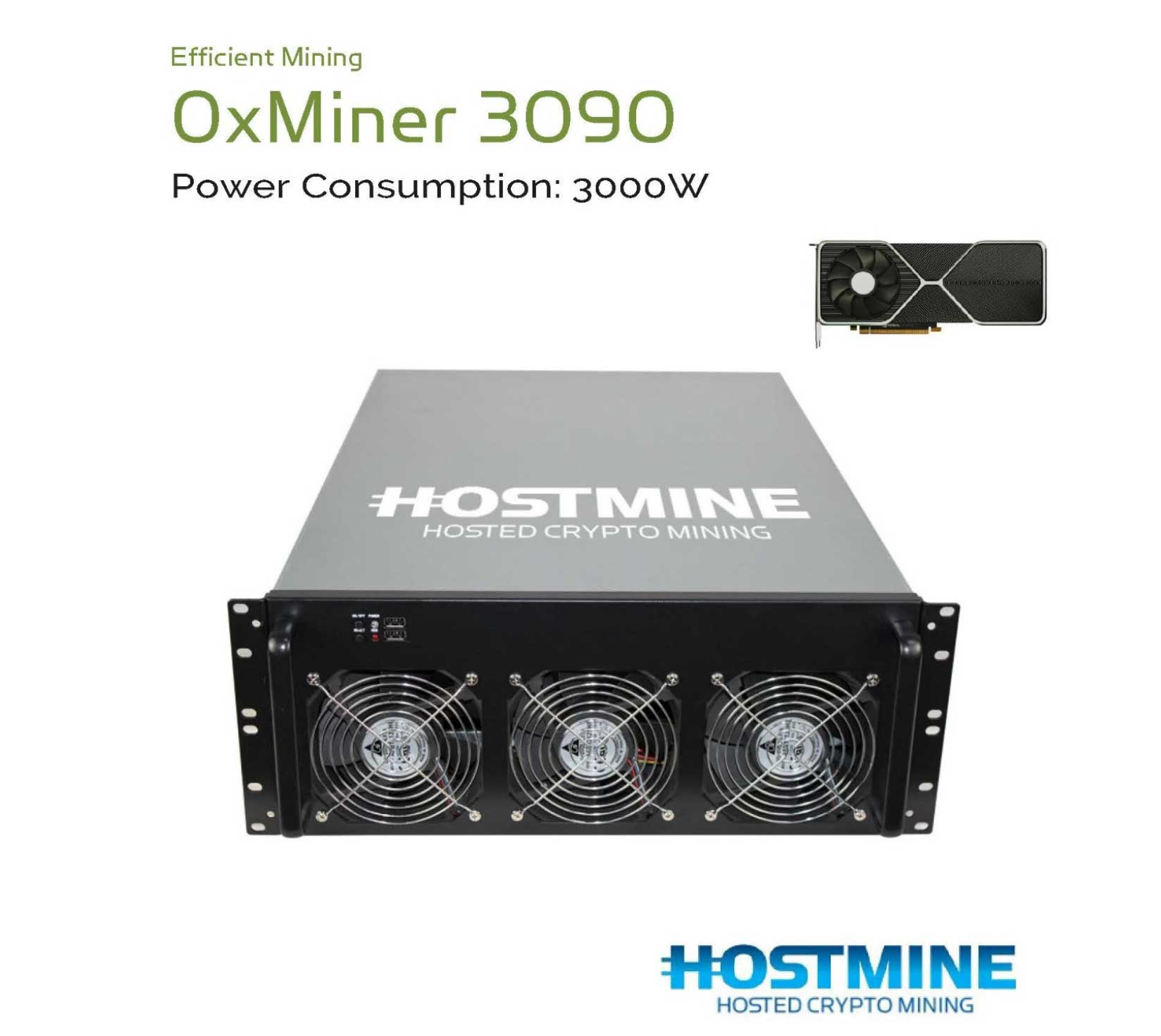 0xMiner 3090 5