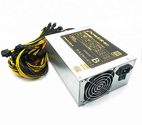 2000W Power PSU ATX GPU 5