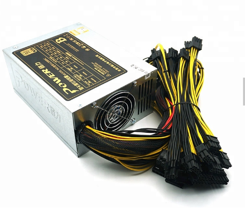 2000W Power PSU ATX GPU 4