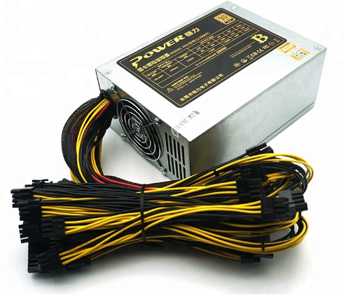 2000W Power PSU ATX GPU 3