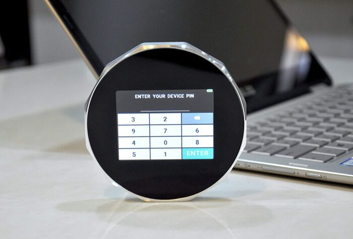 SecuX V20 Flagship Crypto Wallet 6