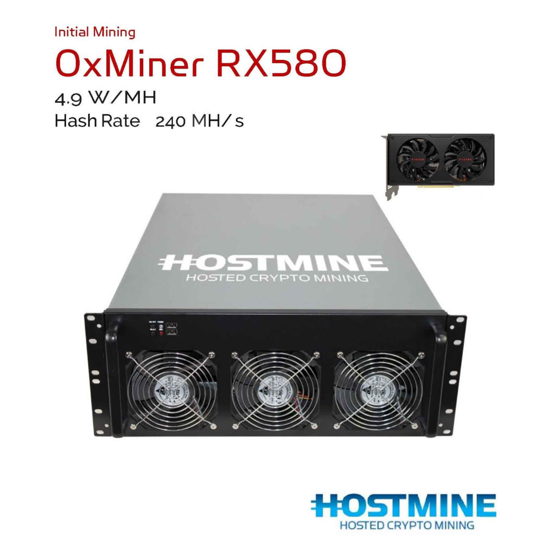 0xMiner RX580 1